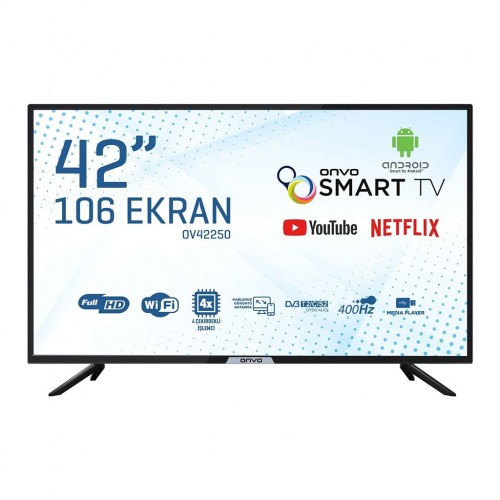 ONVO 42'' ANDROİD LED TV